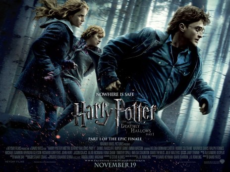 Film picture: Harry Potter And The Deathly Hallows: Part I