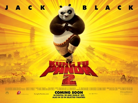 Film picture: 2D Kung Fu Panda 2 (DO NOT USE)