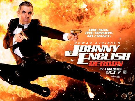 Film picture: Johnny English Reborn (DO NOT USE)