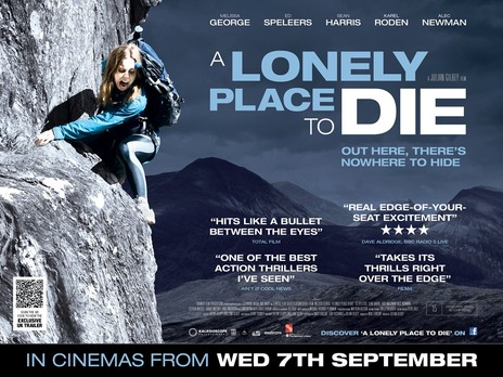 Film picture: A Lonely Place To Die