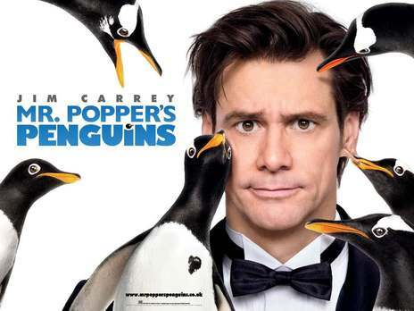 Film picture: Mr Popper's Penguins