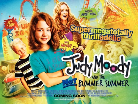 Film picture: Judy Moody And The Not Bummer Summer