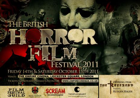 Film picture: British Horror Film Festival 2012 - Short Films Screening