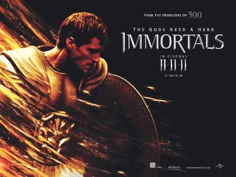 Film picture: 3D Immortals