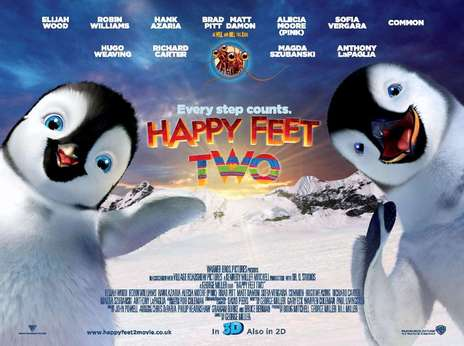 Film picture: 2D Happy Feet Two