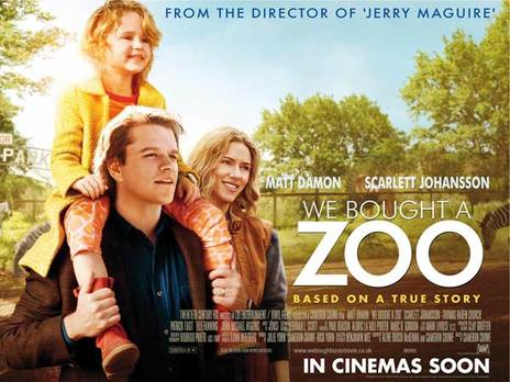 Film picture: We Bought A Zoo