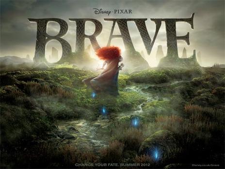 Film picture: 3D Brave