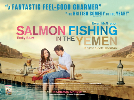 Film picture: Salmon Fishing In The Yemen