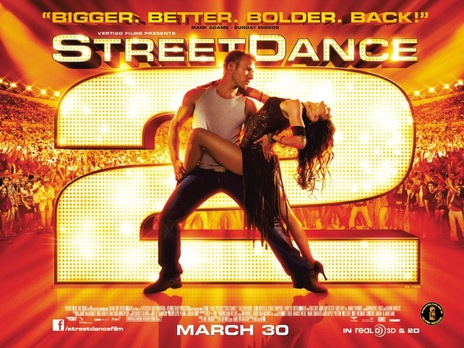 Film picture: 2D Street Dance 2