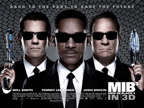 Film picture: 3D Men In Black 3
