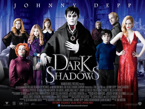 Film picture: Dark Shadows
