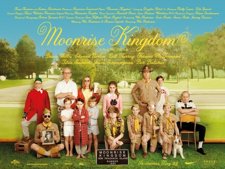 Film picture: Moonrise Kingdom