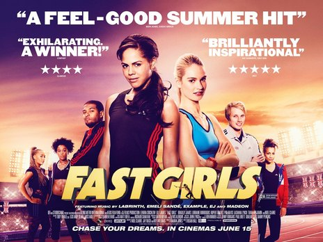 Film picture: Fast Girls