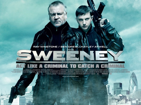 Film picture: The Sweeney