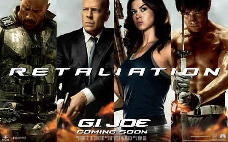 Film picture: 2D G.I. Joe: Retaliation