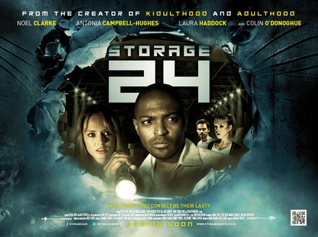 Film picture: Storage 24
