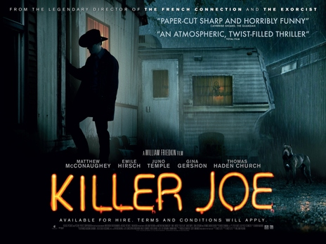 Film picture: Killer Joe