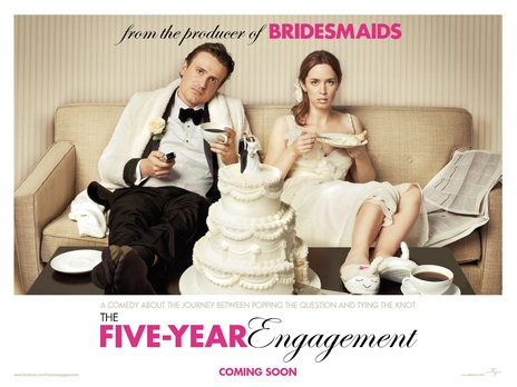 Film picture: The Five-Year Engagement