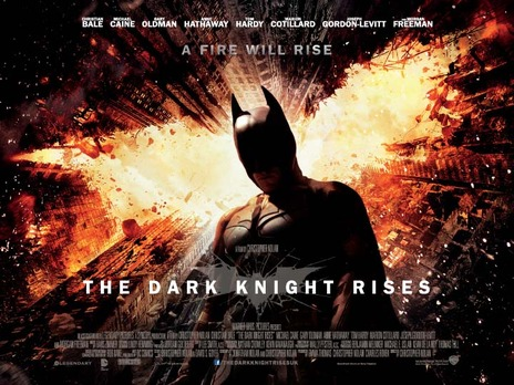 Film picture: The Dark Knight Rises