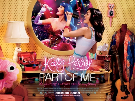 Film picture: 2D Katy Perry: Part Of Me