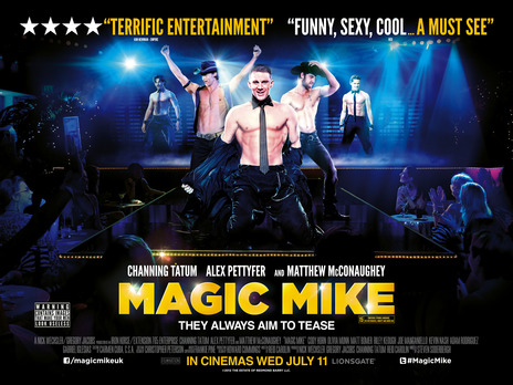 Film picture: Magic Mike (DO NOT USE)