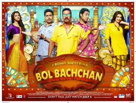 Film picture: Bol Bachchan