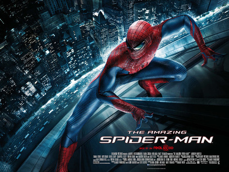 Film picture: 2D The Amazing Spider-Man (DO NOT USE)