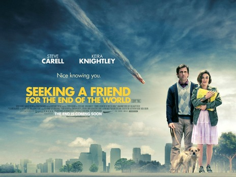 Film picture: Seeking A Friend For The End Of The World