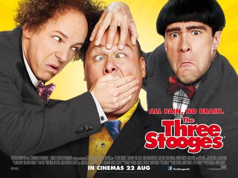 Film picture: The Three Stooges