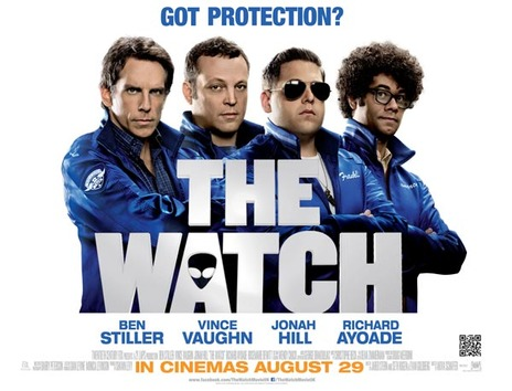 Film picture: The Watch
