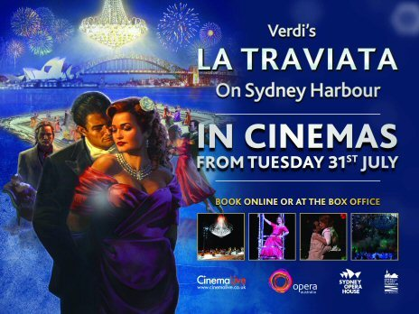 Film picture: La Traviata - Handa Opera on Sydney Harbour