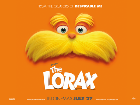 Film picture: 2D Dr. Seuss' The Lorax