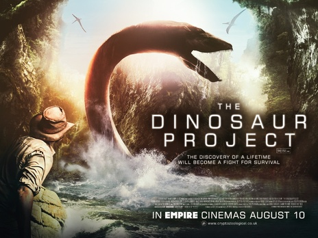 Film picture: The Dinosaur Project