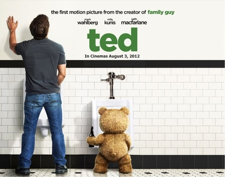 Film picture: Ted  (DO NOT USE)
