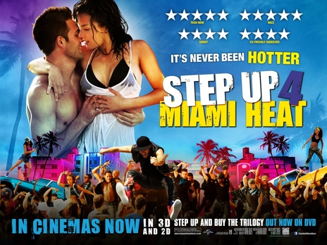 Film picture: 3D Step Up 4: Miami Heat