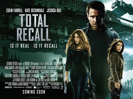 Film picture: Total Recall