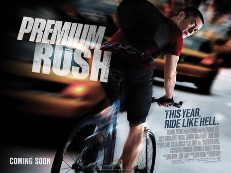 Film picture: Premium Rush