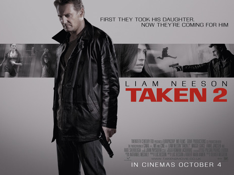 Film picture: Taken 2