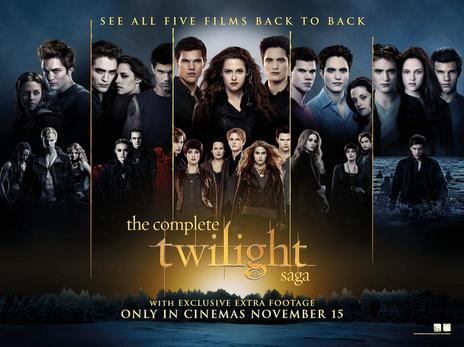 Film picture: Twilight: The Complete Saga