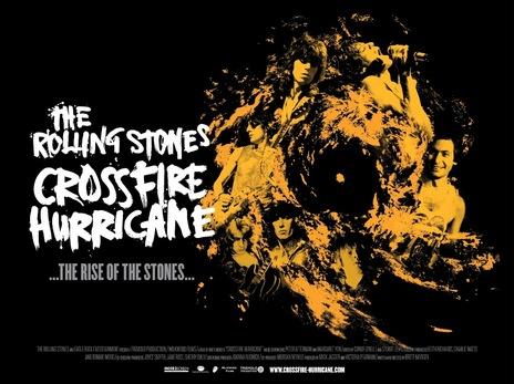 Film picture: The Rolling Stones Crossfire Hurricane Event