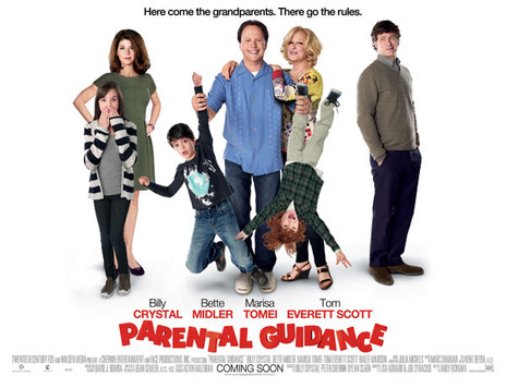 Film picture: Parental Guidance