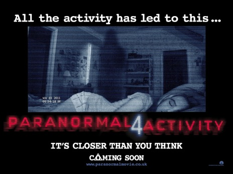 Film picture: Paranormal Activity 4