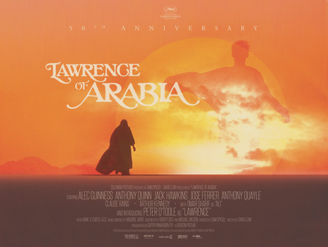 Film picture: Lawrence of Arabia