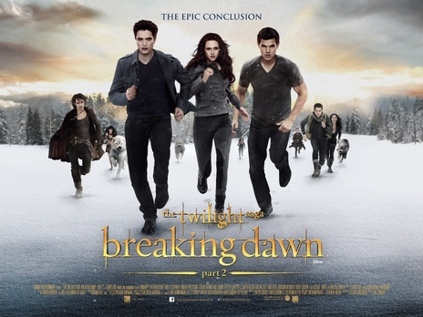 Film picture: The Twilight Saga Breaking Dawn - Part 2