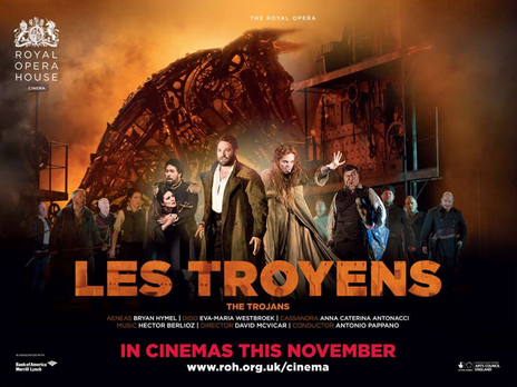 Film picture: ROH - Les Troyens