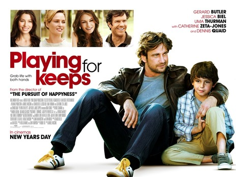 Film picture: Playing For Keeps