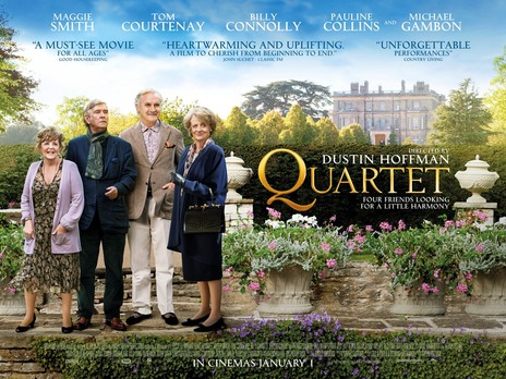 Film picture: Quartet