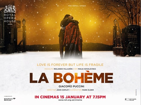 Film picture: ROH - La Boheme (As Live)