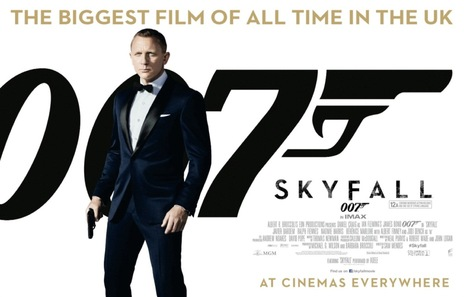 Film picture: Skyfall