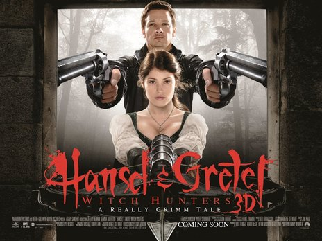 Film picture: 3D Hansel & Gretel: Witch Hunters
